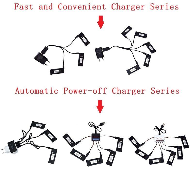 3 7v Lipo Battery For Eachine E58 S168 Jy019 Rc Drone Quadcopter