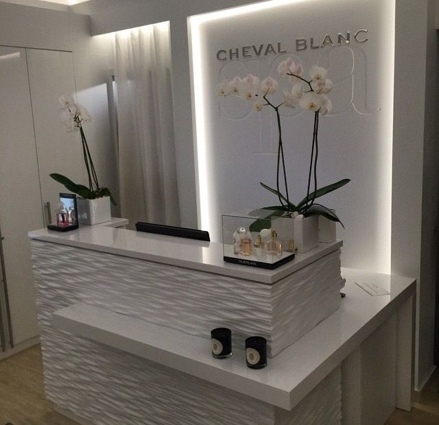 Love This Look For The Front Desk Beauty Salon Reception Ideas