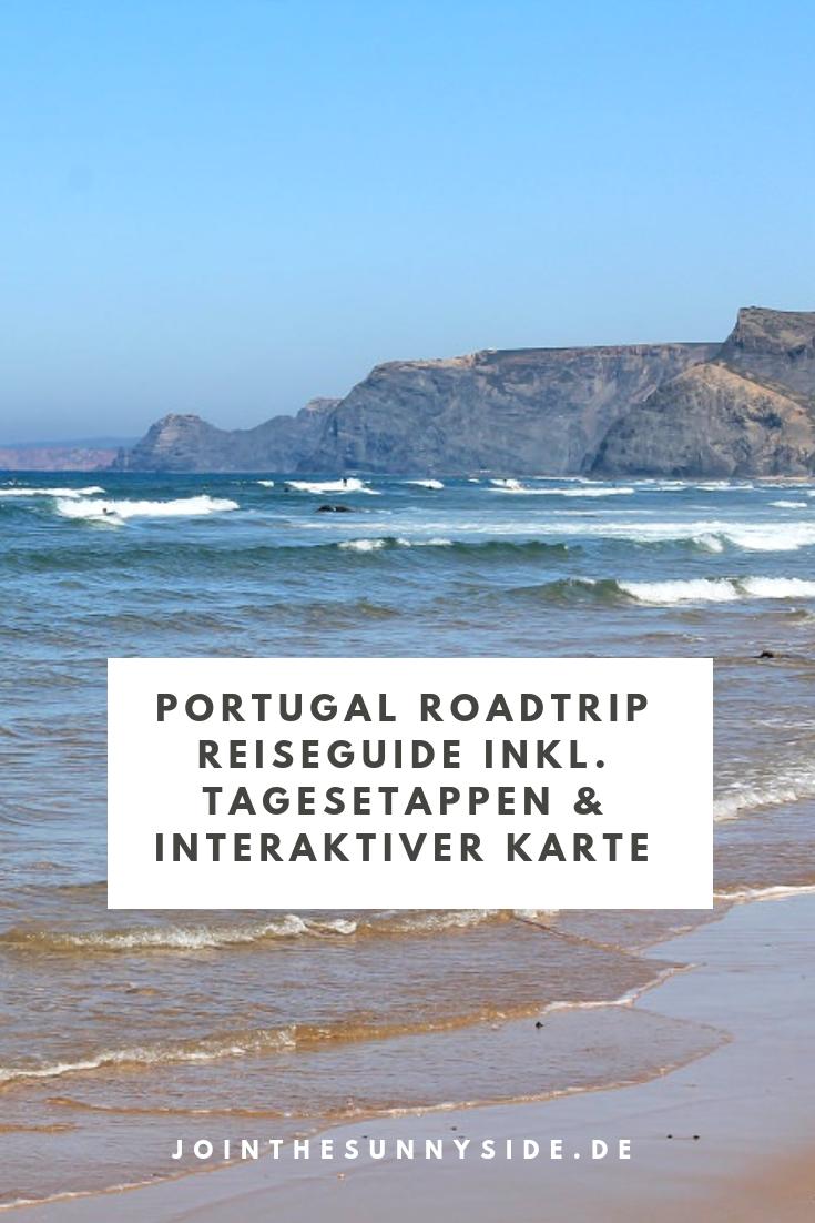 Portugal Roadtrip Westkuste Reiseguide Inkl Routenbeispiel Reisen Reiseziele Autoreisen