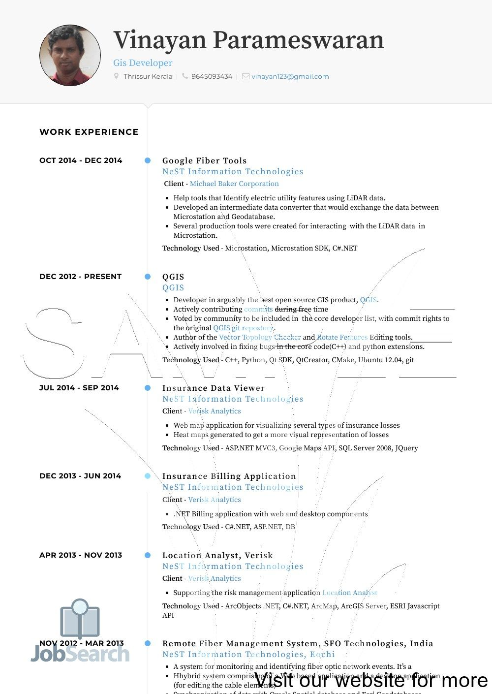 Google Resume Format For Freshers In 2020 Resume Design Creative