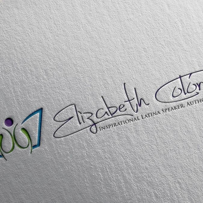 Brand Identity For Elizabeth Col贸n Inspirational Business Cards Creative Business Card Design Creative Business Card Logo