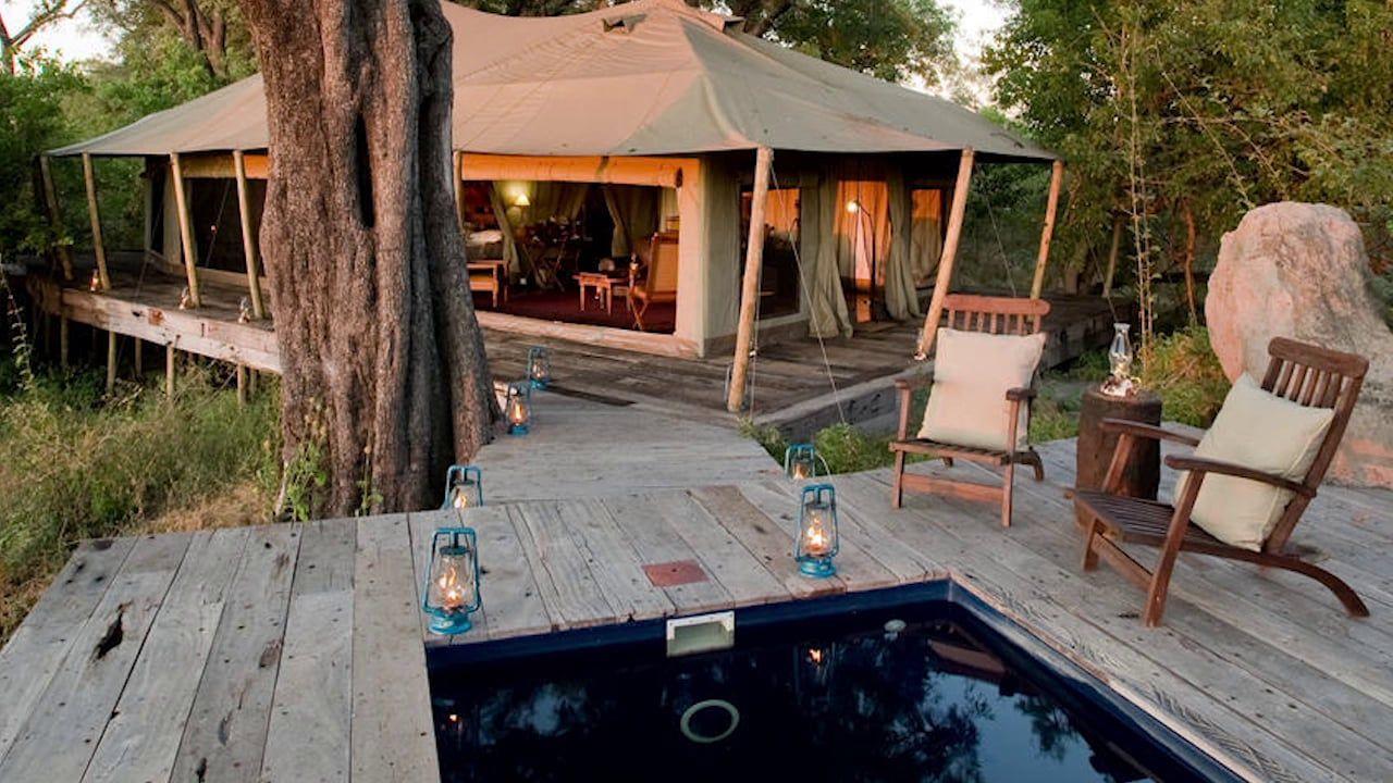 Guided Safaris® Zarafa in Botswana. Yes please!!