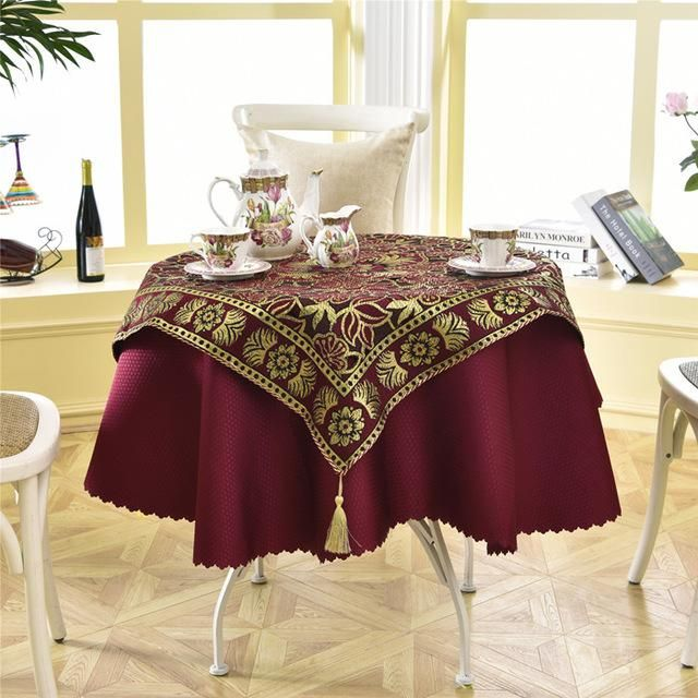 8e360f14dc0c07b13c32e9db367e0cd9 - Better Homes And Gardens Heritage Tablecloth
