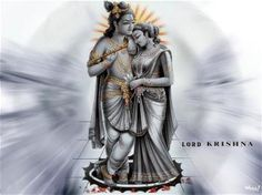 Radha And Krishna Black And White Love Image And Hd Wallpapers For Desktop And Mobile Wallpapers Krishna Wallpaper Radha Krishna Wallpaper Hindu Gods