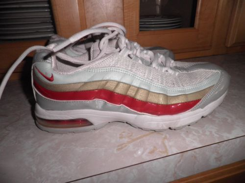 real nike air max 95 metallic gold ebay cf3c9 dabda