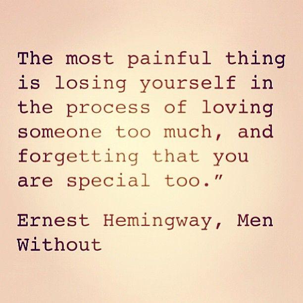 Ernest Hemingway Quote Quoteswordarttypography Quotes