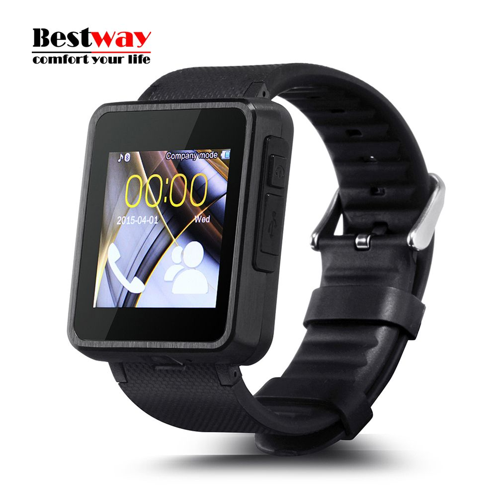 F1 Bluetooth Smart Watch Phone Sim Karte Sync Tracker Smartphone Call Touchscreen Smartwatch Armbanduhr Mit Kamera Pedometer Smart Watch Smartphone Andriod Phone