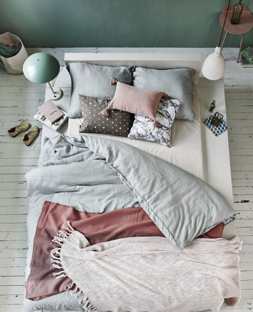 Oh, Lovely Decor - Bedroom Pinterest Chambres, Chambre pastel