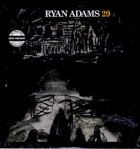 Image result for 29 ryan adams