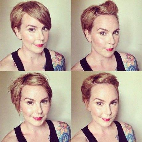 Hottest Short Und Unkompliziert Kurze Frisuren Haarschnitt Kurz Kurzhaarschnitte Haarschnitt