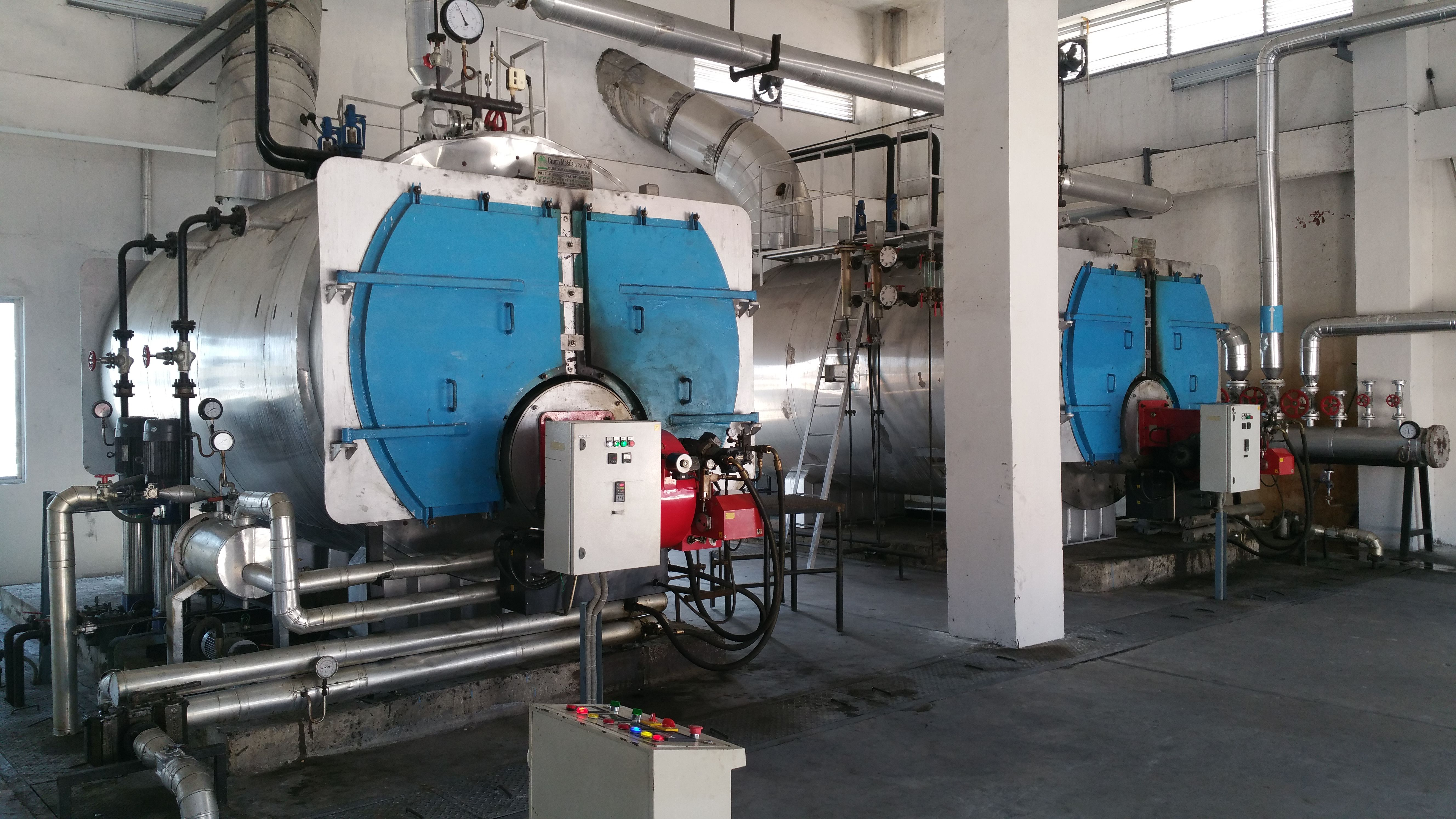 Industrial Boilers, Steam Boilers, Hot Water Boilers, Wood Boilers ...