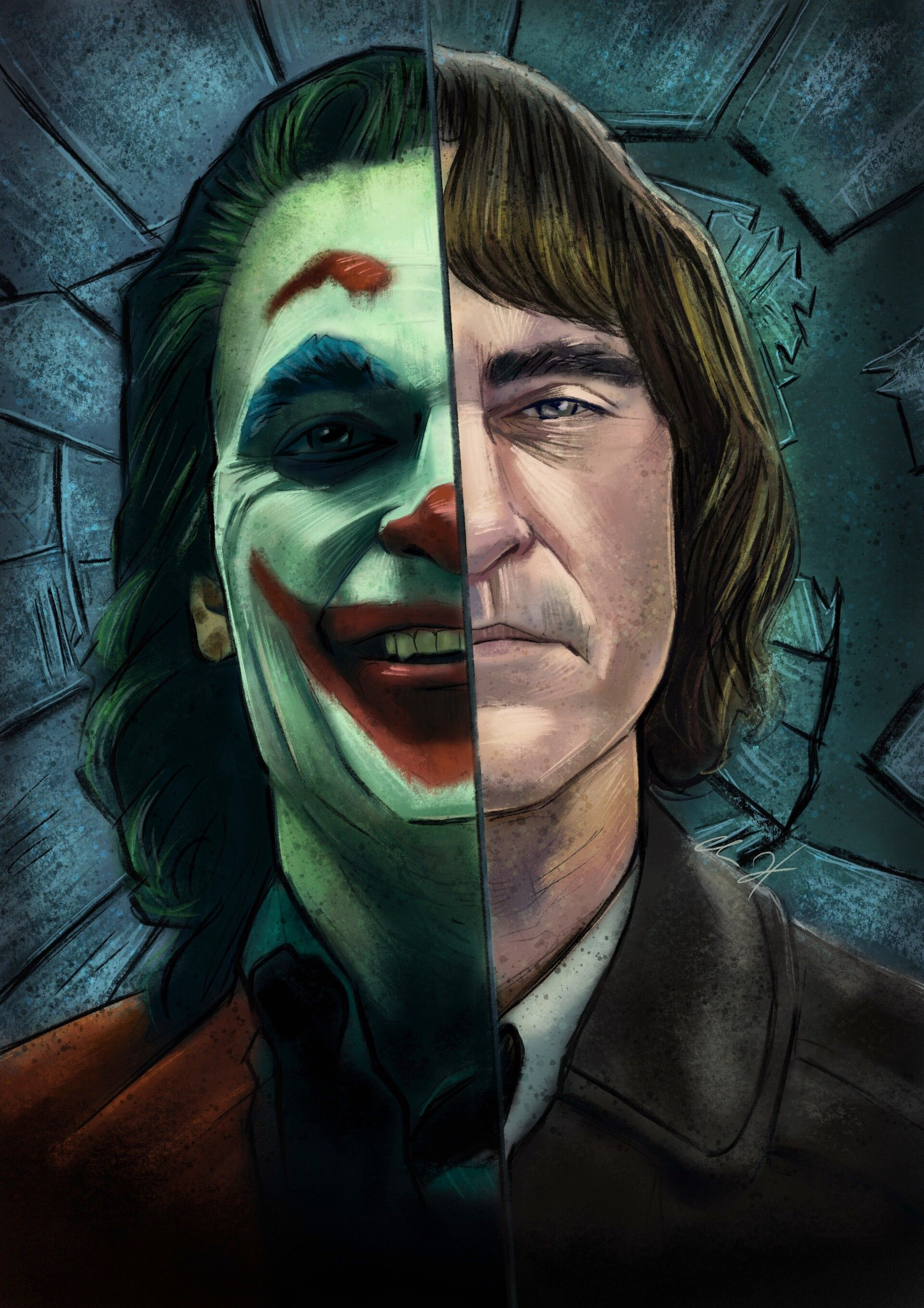 Pin By Stacey Putman On Joker Joker Artwork Joker Art Joker Poster