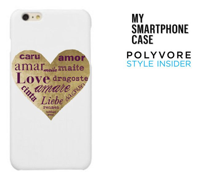 """""""My iPhone 5 phone case"""" by dianakhuzatyan ❤ liked on Polyvore featuring Oliver Gal Artist Co., contestentry, polyvore_editorial and PVStyleInsiderContest"""