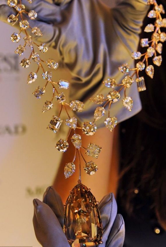 The most expensive necklace in the world