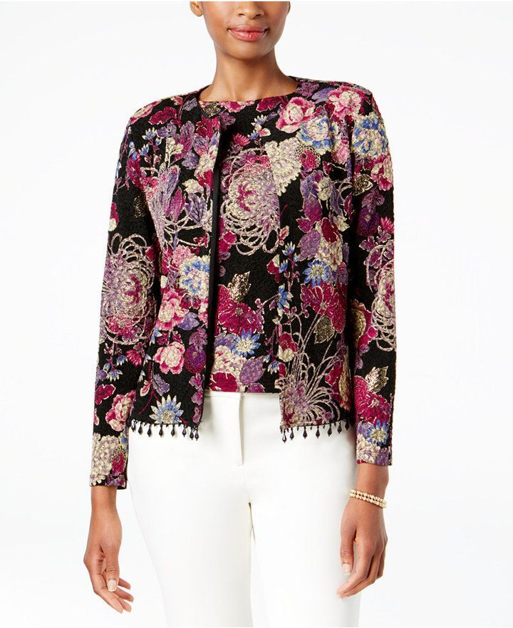 Womens Together Jacquard Jacket JD Williams