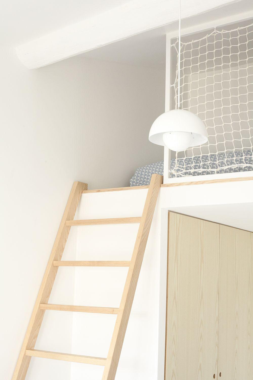 Archi chambre enfant renovation Heju 6 | insides | Pinterest ...