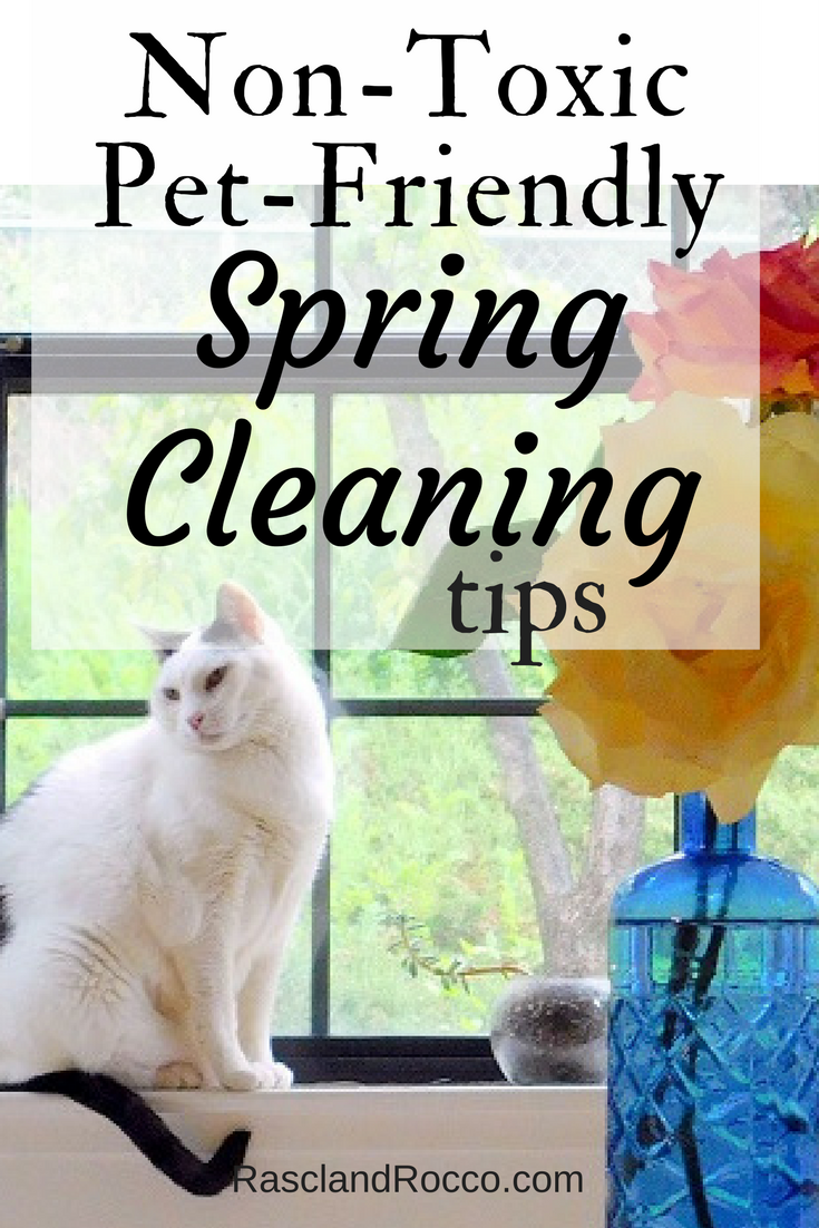Non Toxic Pet Friendly Cleaning For Spring With Images Pet Care Cats Cat Illnesses Dog Care Tips