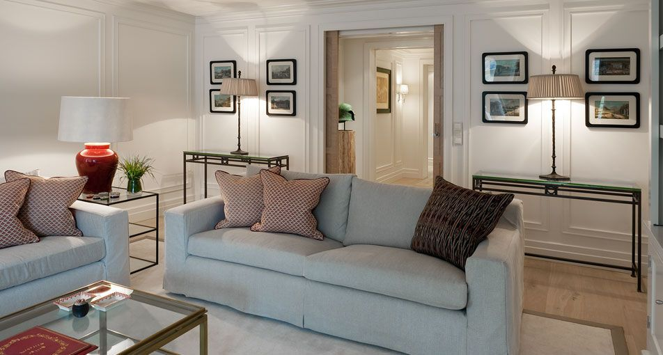 Mark Gillette Interior Design and architecture: Working in London, the UK & Europe