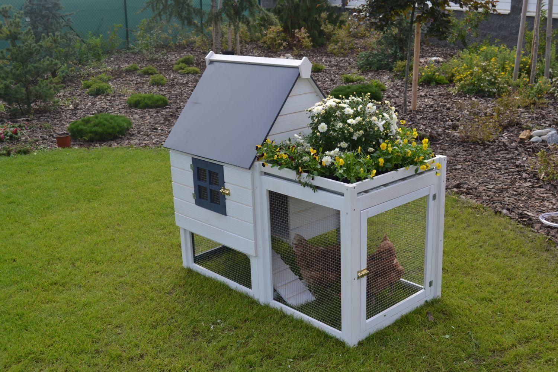 poulailler garden luxe animalerie jardiland au jardin pinterest poulailler jardin. Black Bedroom Furniture Sets. Home Design Ideas