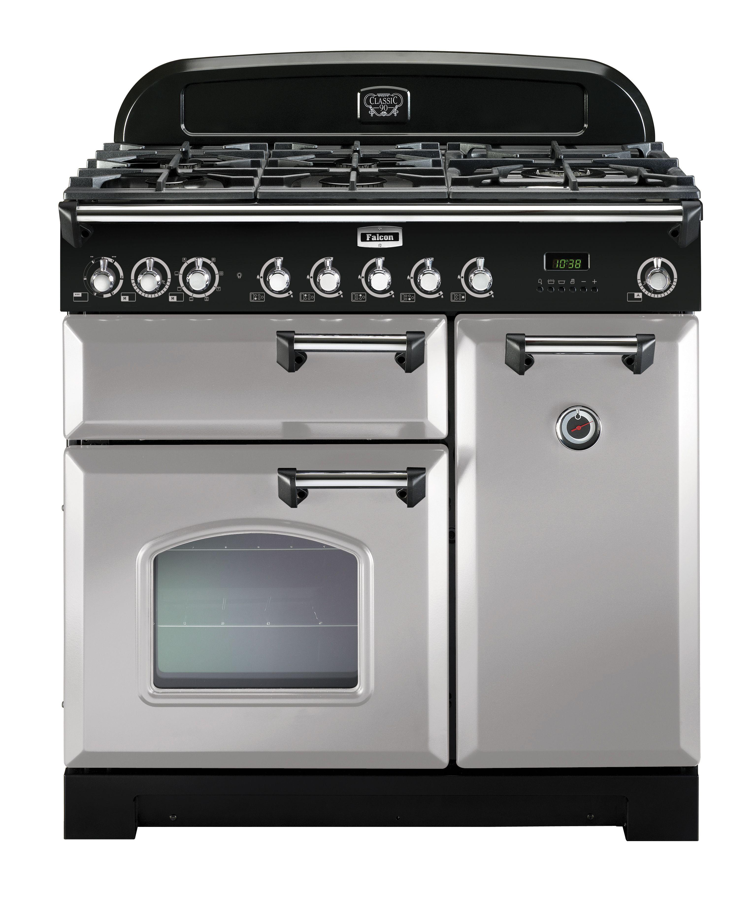 CLASSIC DELUXE 90CM UPRIGHT COOKER Royal Pearl #falcon #falconaustralia  #kitchen #oven #