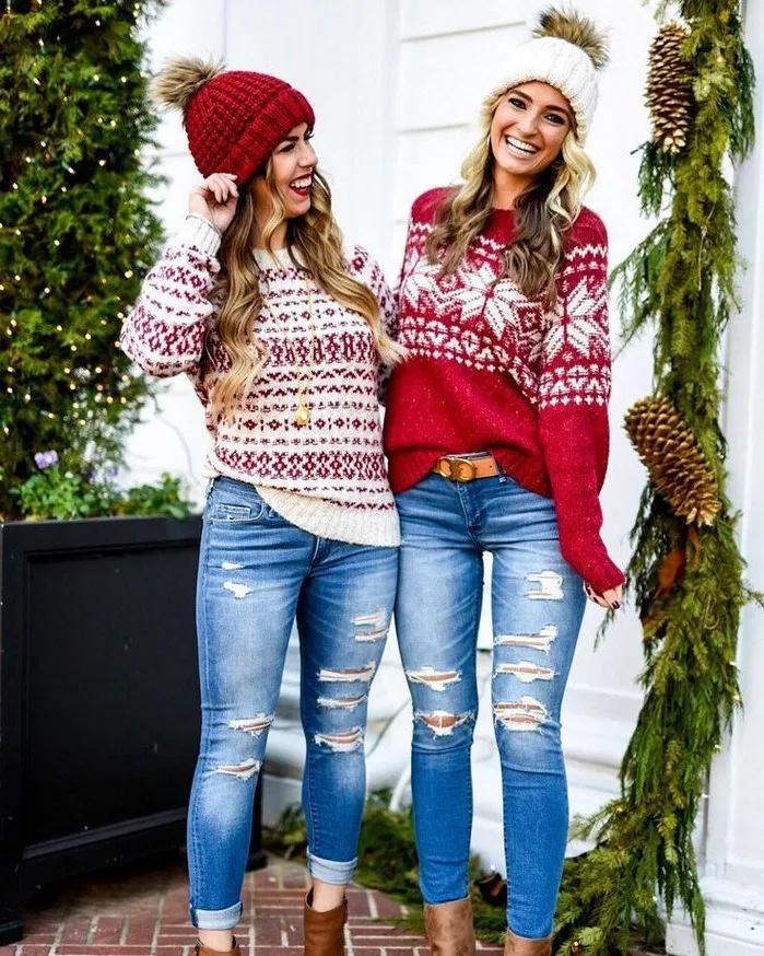 Como Vestirse Para Navidad Mujer