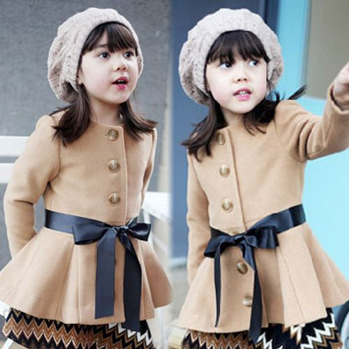 2015 spring princess girls clothing baby child overcoat outerwear wt 0618,High Quality clothing fleece