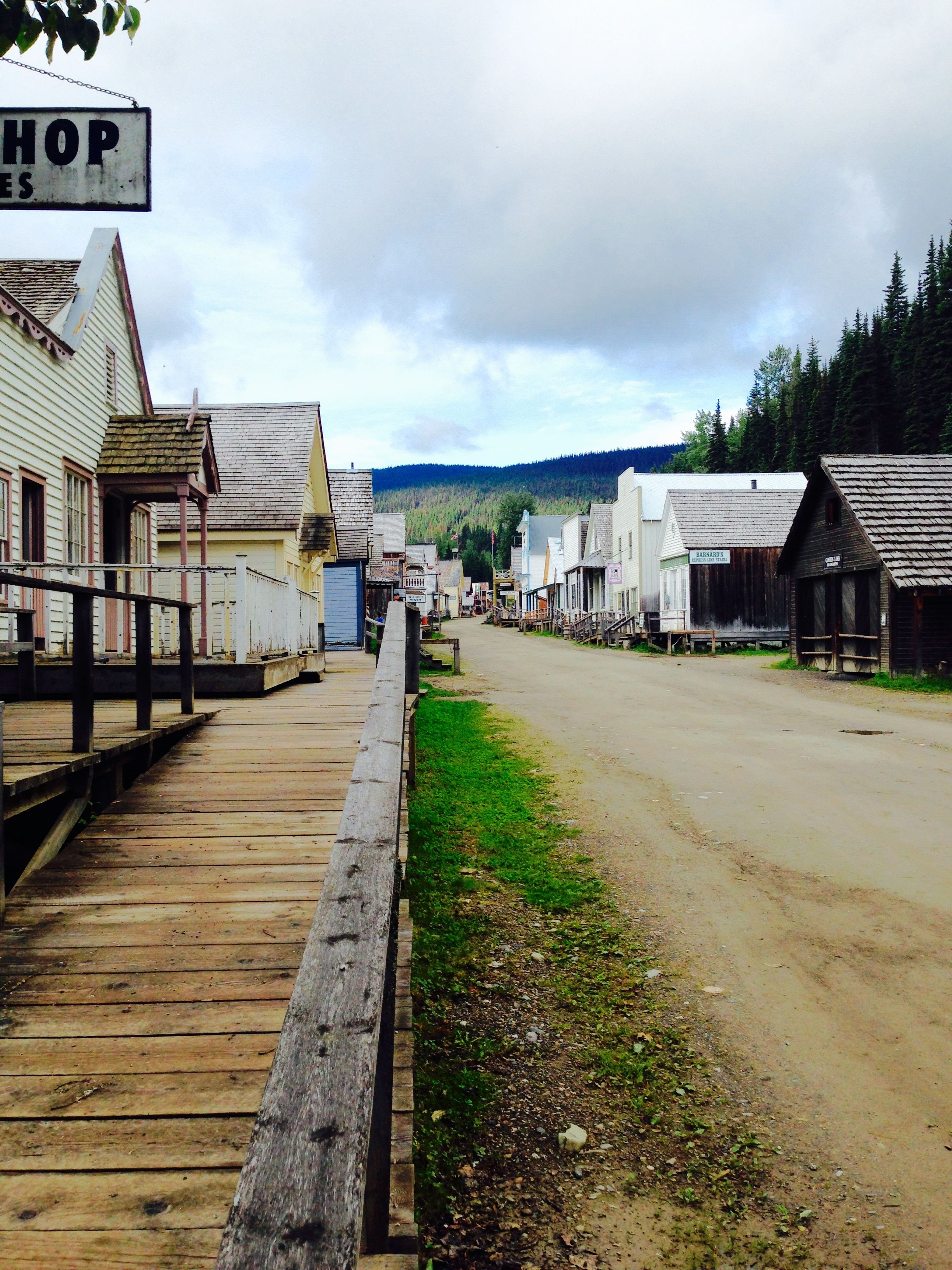 Barkerville, BC  | Not all who wander are lost in 2019