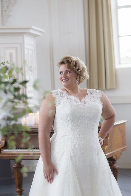 Traumhafte Plus Size Brautkleider von BRIDALSTAR! Finde bei uns Dein ...