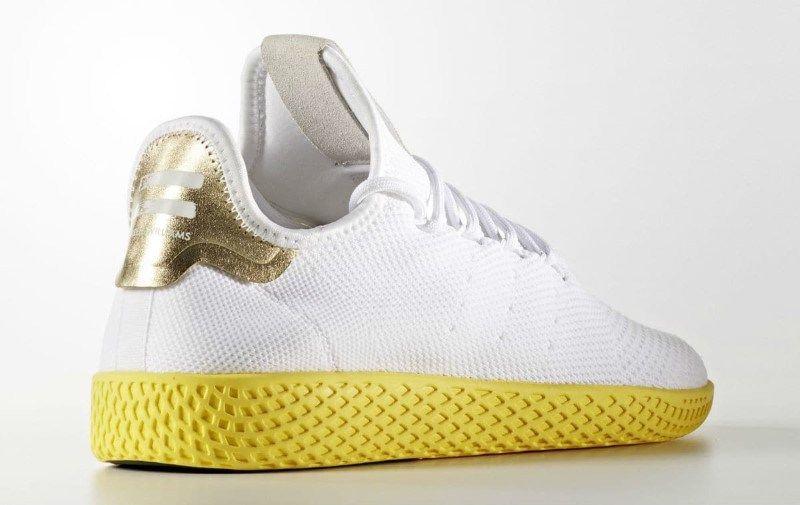 Pharrell x adidas Tennis HU | Sneakers, Chaussure sport homme ...
