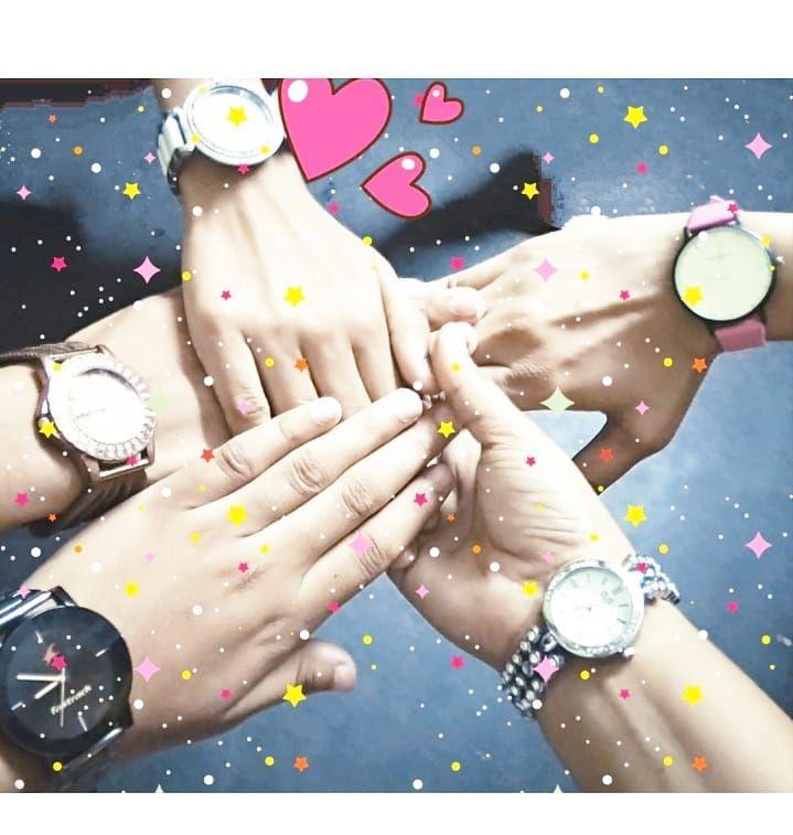#friends #friendshipgoals #happyday #watches#girls #favourite...