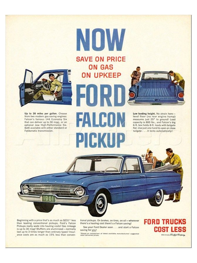 Pin On Ford Falcon