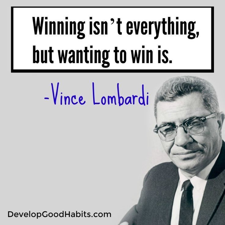 Lombardi Quotes: Picture Quotes About Success- What It Takes To Achieve