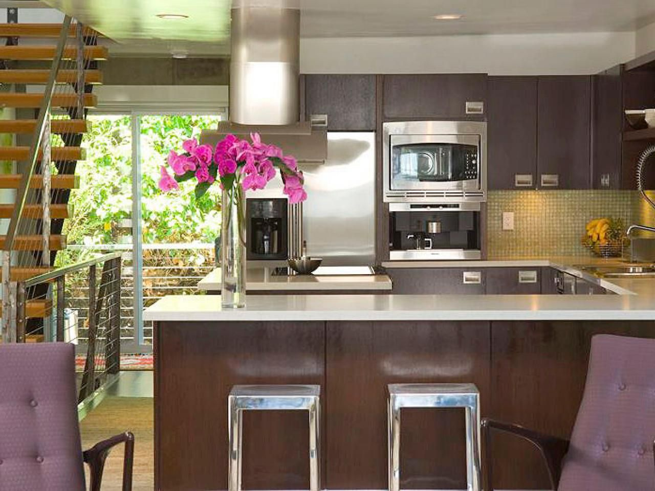 Top 6 Kitchen Layouts  Beautiful Kitchen Designs And Beautiful Magnificent How To Design Kitchen Cabinets Layout Decorating Design