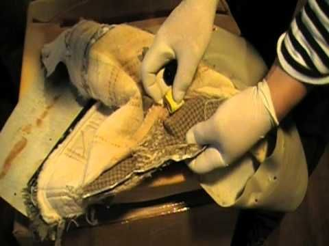 automotive seat repair part 1 of 4 auto upholstery repair. Black Bedroom Furniture Sets. Home Design Ideas