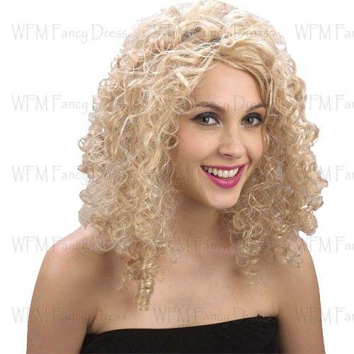80s Wigs for Women