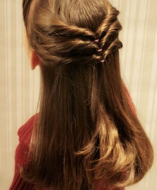 Most Beautiful Little Girls Hairstyles 2015 Styles Time Hair Styles Little Girl Hairstyles Easy Little Girl Hairstyles