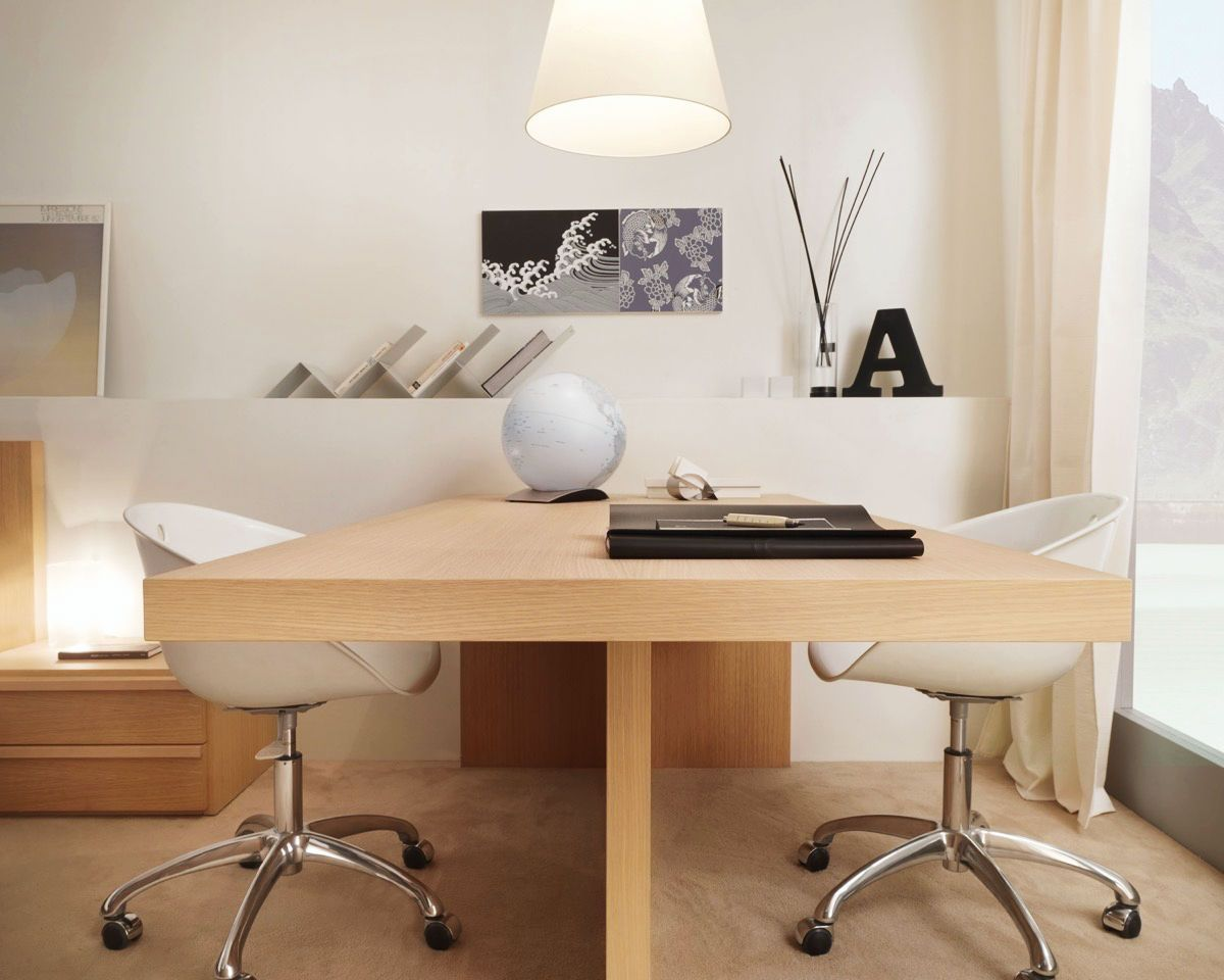 Types Of Home Office Workes Design With Variety Beautiful Concept For Two Occupants 2 Person