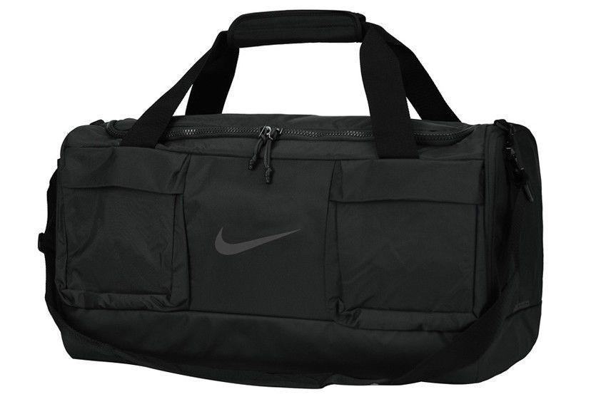 NIKE Duffle Bag Boston Medium Sports Black Golf Gym Football Tennis BA5744- 010 06fd18615ee2d