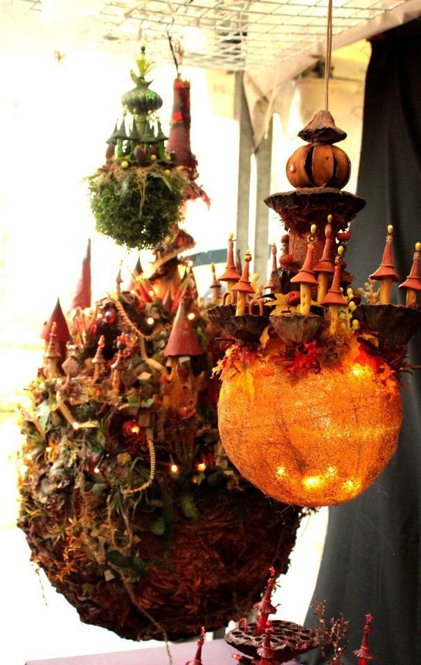 25 fairy garden castle