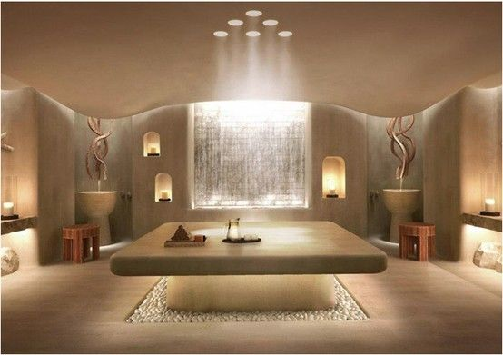 Alpina Gstaad, Switzerland, Suisse - Luxury relaxation spa