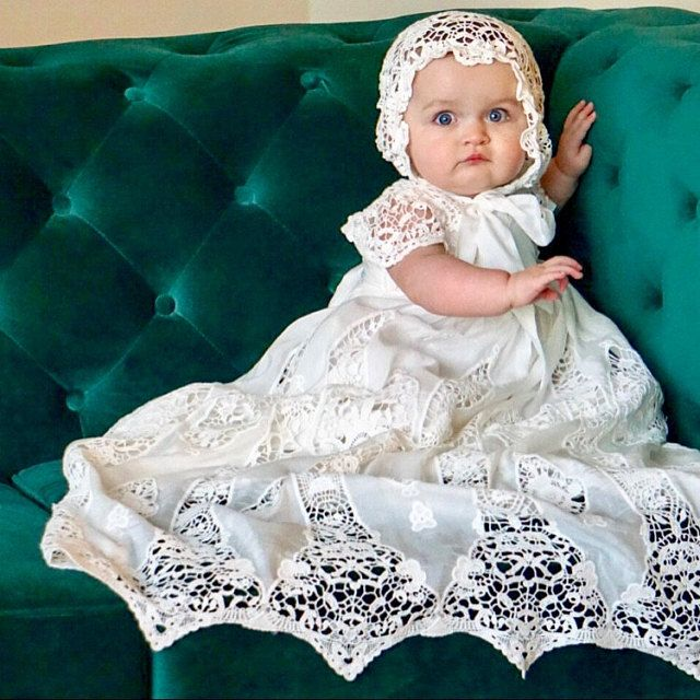 bf8c9f9b Christening Gowns and Christening Outfits by BabyBeauandBelle ...