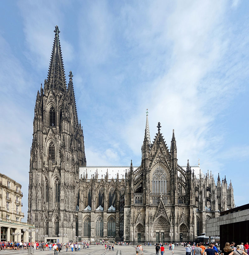 Planning A Trip To Cologne Best Attractions Revealed Pouted Com In 2020 Cologne Cathedral Cathedral Cathedral Architecture