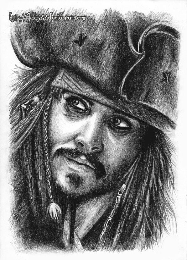 Top 100 Disegni Di Jack Sparrow Colorazione Per I Bambini