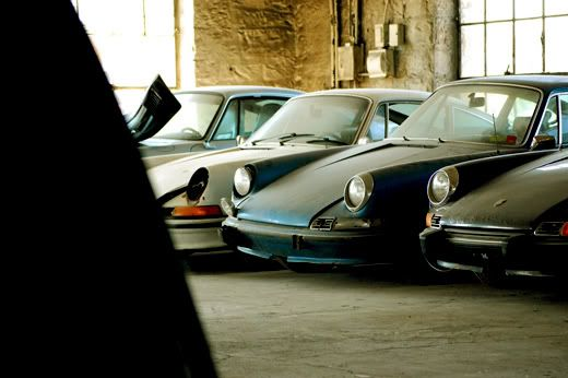Over 50 Porsches In An Old Ford Dealership In Wyoming Classic Porsche Porsche Abandoned Cars