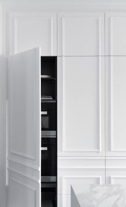 Minosa Design The Hidden Kitchen Woollahra Australia