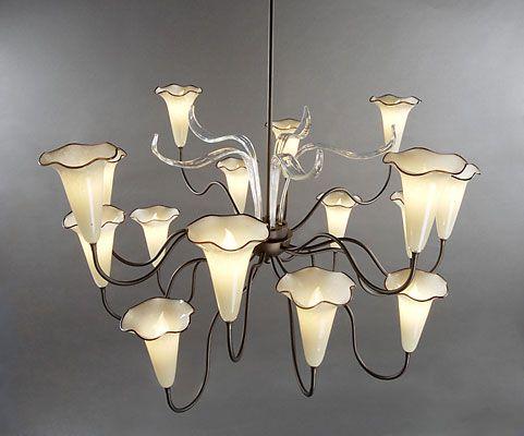 Tulip chandelier products i love pinterest chandeliers filing tulip chandelier aloadofball Choice Image