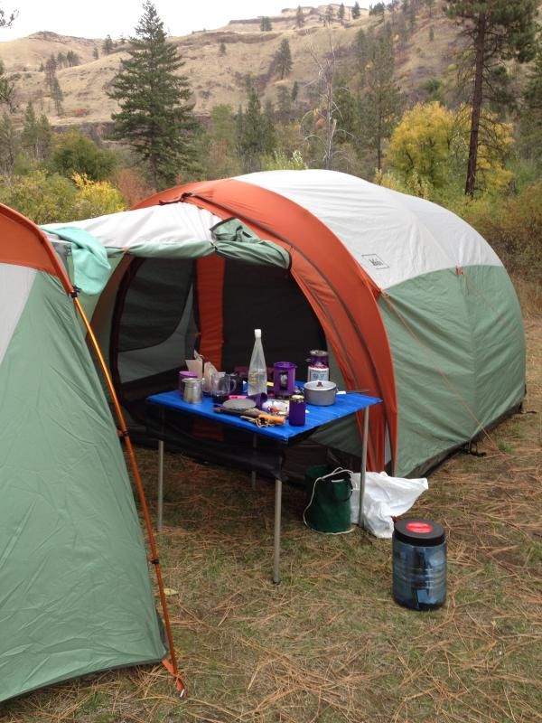Co-op Kingdom 4 Tent | REI Co-op | Airstream | Tent ...