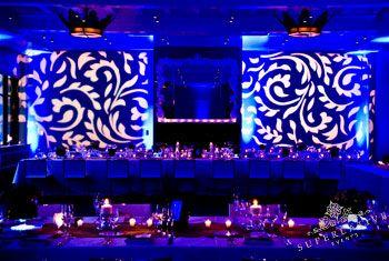 wedding lighting led lights uplighting monogram gobo design we can make wedding