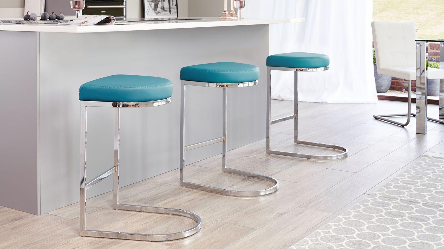 Form Chrome Bar stool Bar stool, Stools and Ranges