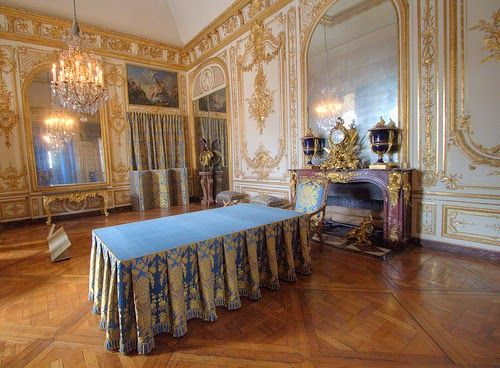 palace of versailles council room